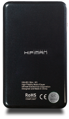 HiFiMAN Express HM-601 rear
