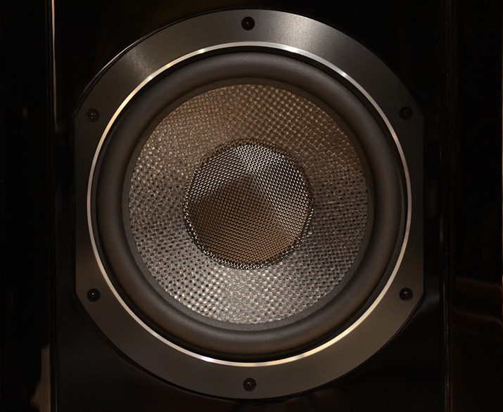 B&W 802 Diamond woofer