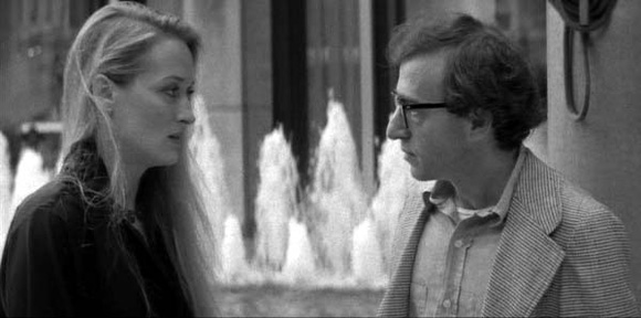 Meryl Streep and Woody Allen