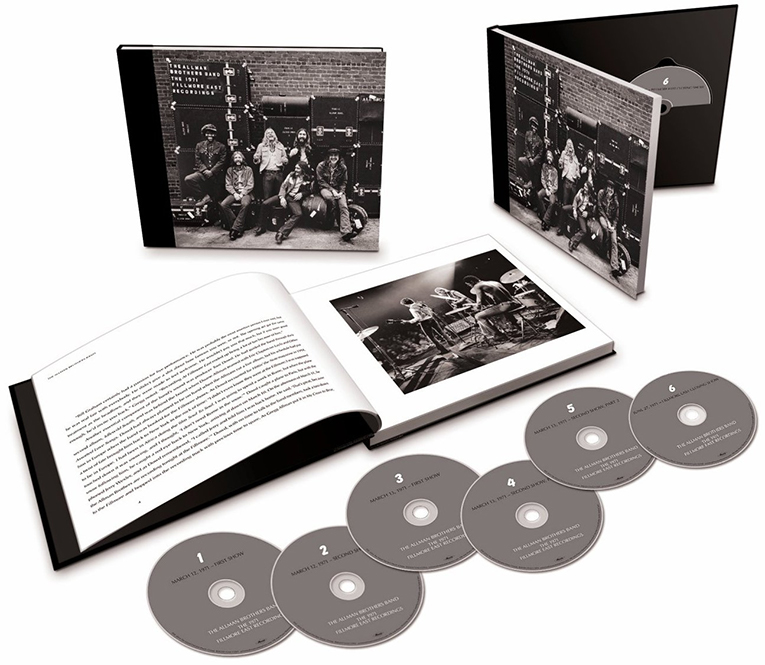 Fillmore East Recordings