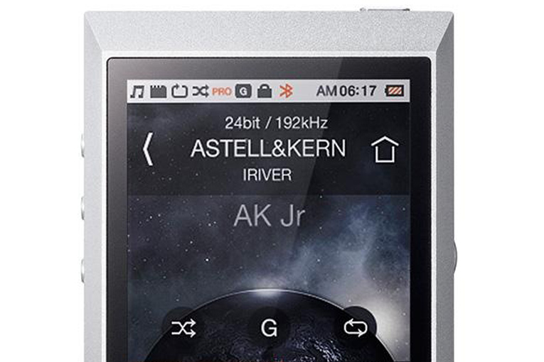 Astell&Kern AK Jr