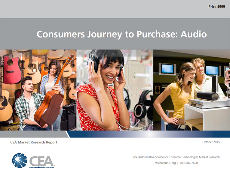Consumers Journey to Purchase -- Audio